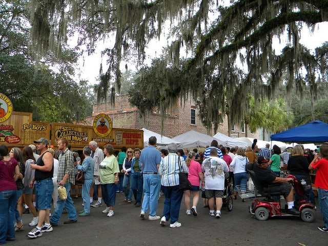 2015 fall festivals schedule for gainesville fl for Arts and crafts shows in florida