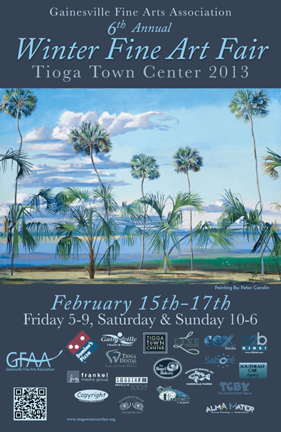 Winter Fine Art Fair at Tioga Town Center