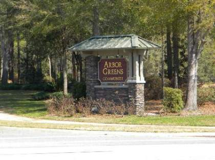 Arbor Greens Community - Homes for Sale-Gainesville FL