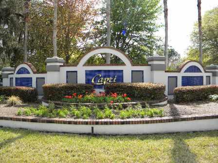 Capri Community in Gainesville FL