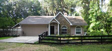 Custom Home & Guest House on 9.7 Acres in Gainesville