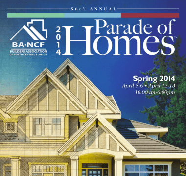 Spring Parade of Homes – Gainesville 2014