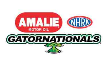 45th Annual Amalie Motor Oil NHRA Gatornationals