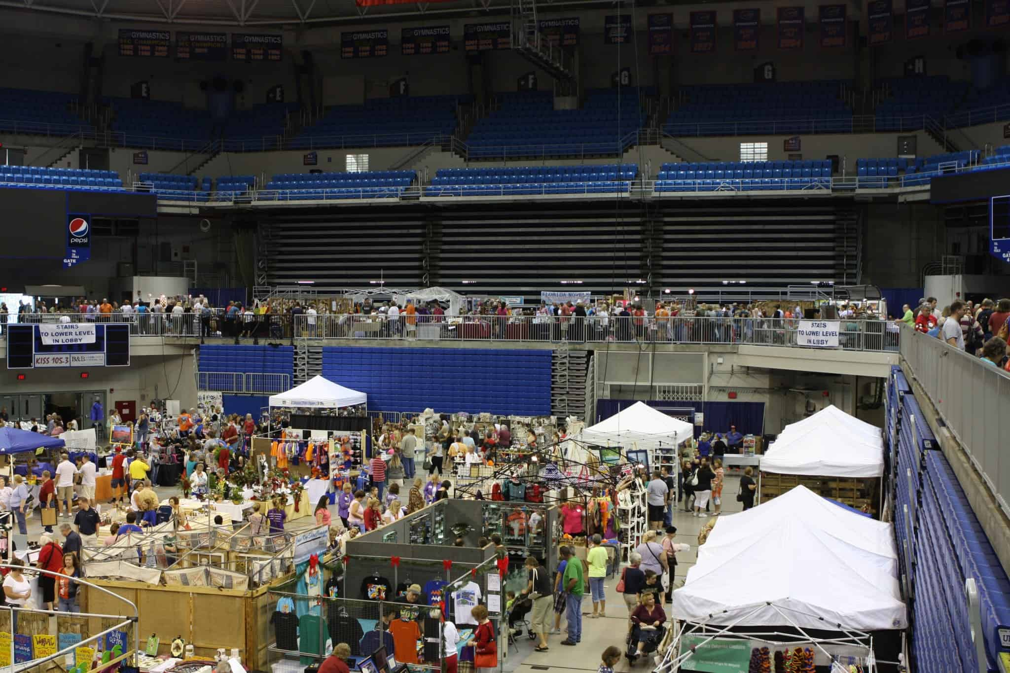 Craft Festival 2014 at The O'Connell Center