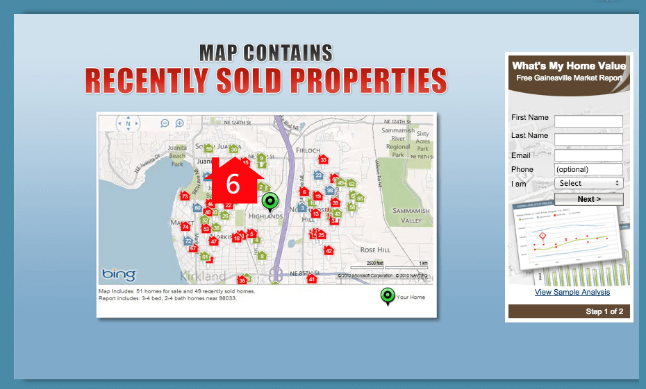 Find Out What's SOLD in Your Gainesville Neighborhood
