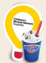 DQ Miracle Treat Day is July 30, 2015