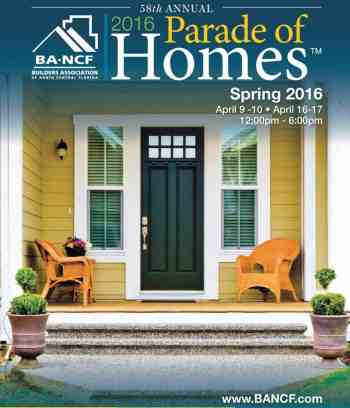 Spring Parade of Homes