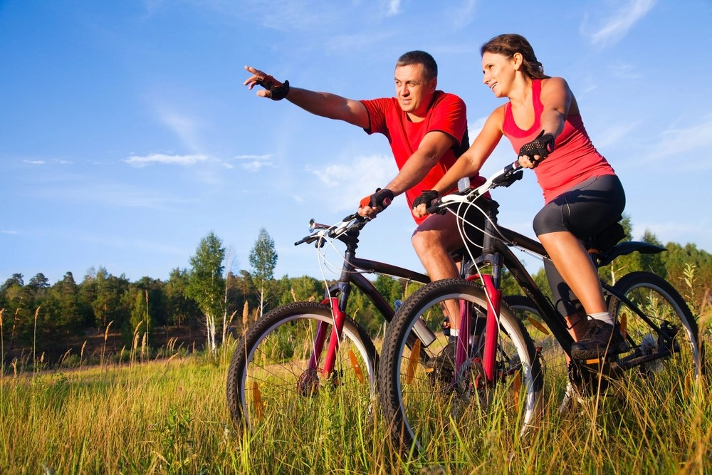 Cycling: Taking a Ride to Take that Extra Weight Away