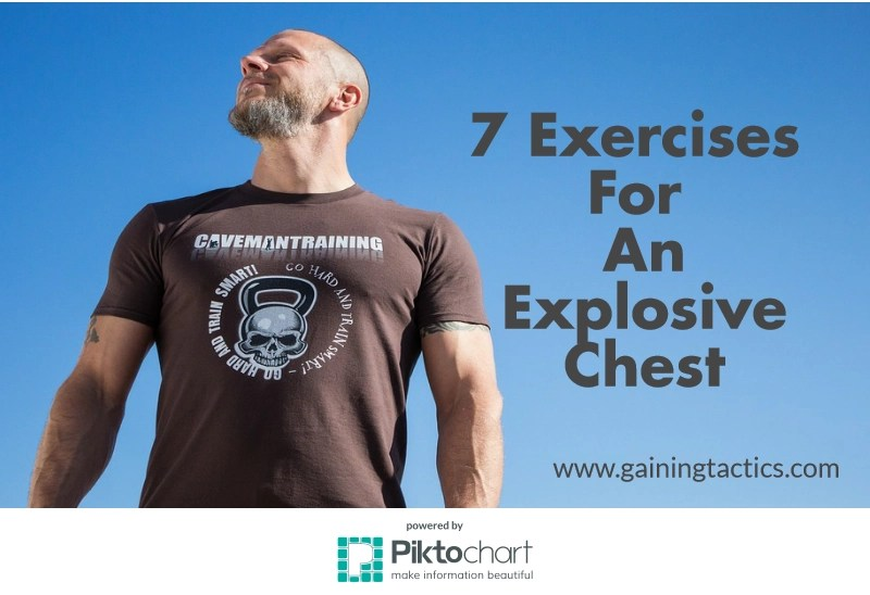 7 Exercises for an Explosive Chest