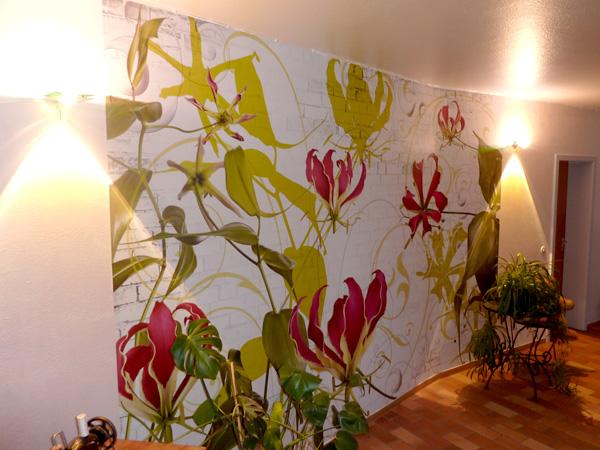 Kreative Wandgestaltung Friedrich Gaiser Malerbetrieb - kreative wandgestaltung