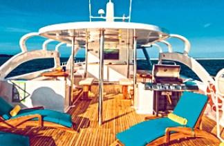 Sundeck Majestic Motor Yacht
