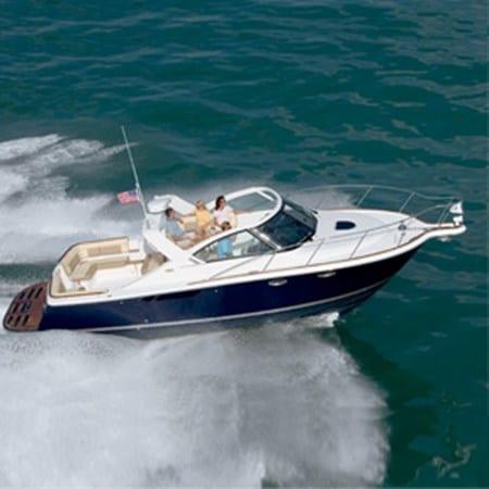 TIARA 3100 OPEN CAPTAIN\u0027S REPORT Galati Yachts