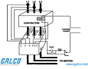 e300 overload relay wiring diagram