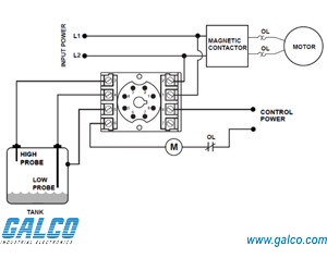 12 volt relay wiring diagram 4 pole 50amp