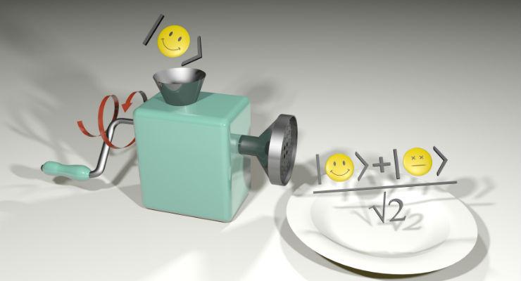 macchina quantistica