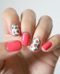 Easy Fruit Nails | www.imgkid.com - The Image Kid Has It!