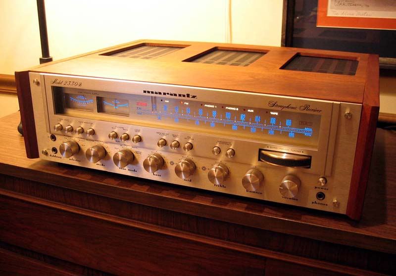 Vintage 7039s Stereo System