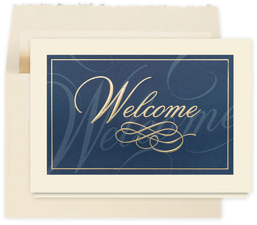 Welcome Cards are Perfect for New Employees - Gallery Collection Blog