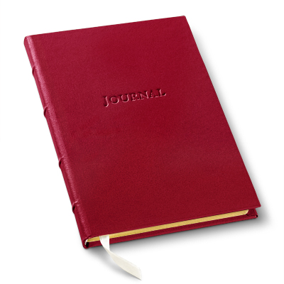 Hardcover Leather Desk Journal Gallery Leather