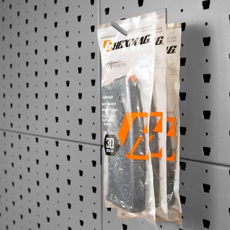 Gallow Technologies Retail Hook Hanger 4 R Hook 4