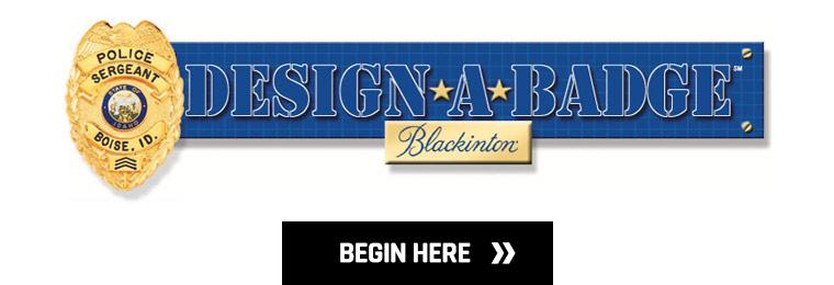 Custom Badges and Badge Design for Police Badges