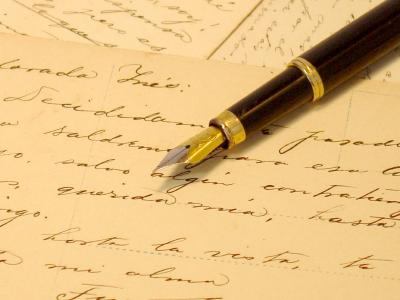 THE BEAUTIFUL ART OF WRITING A LETTER