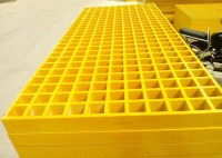 Smooth Plastic Grating Panels , 38 X 38 Hole Plastic Grate ...