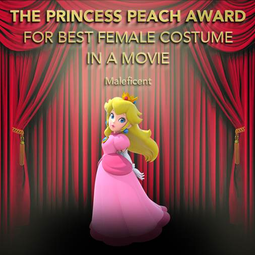 The Princess Peach Award
