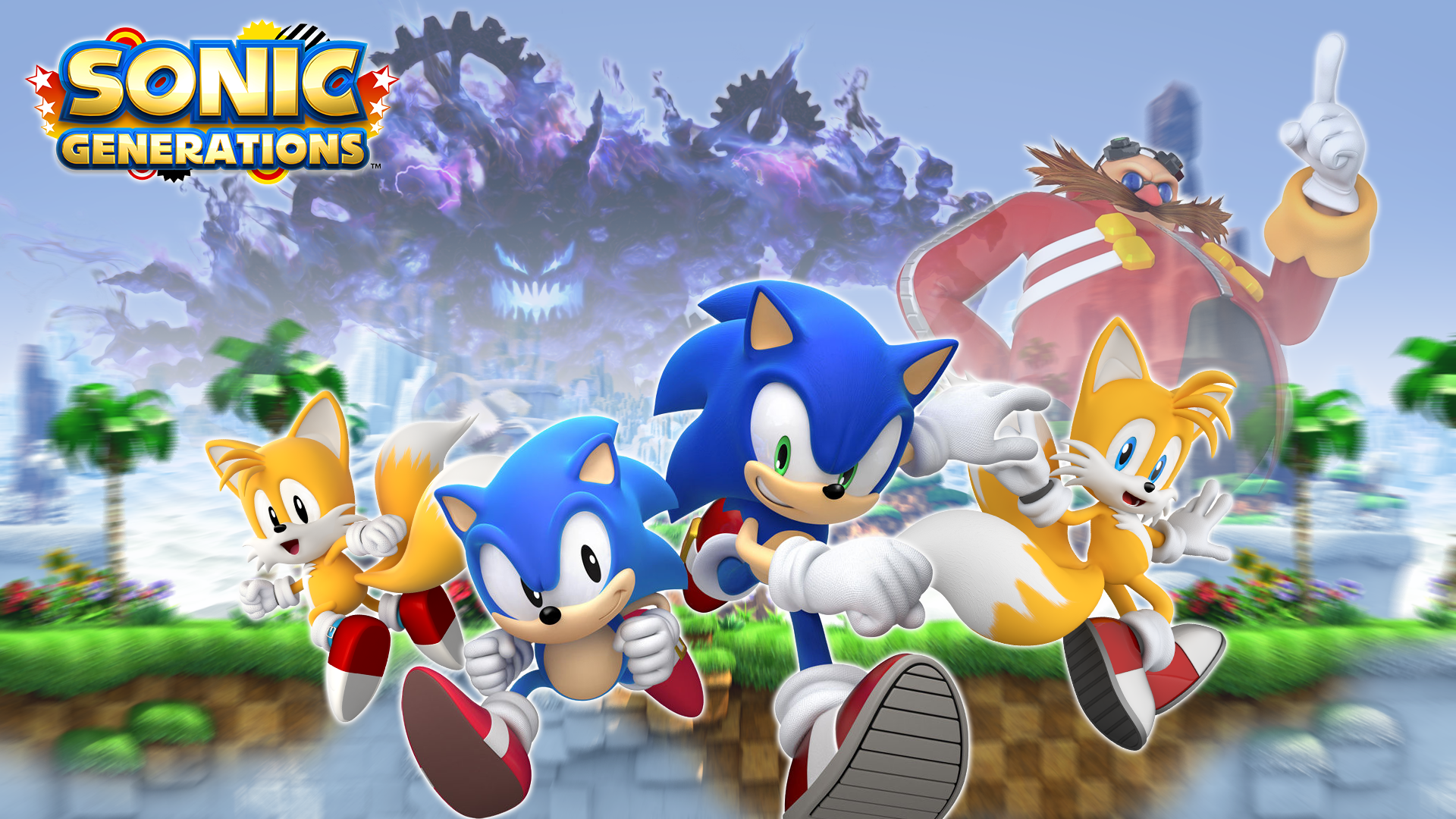 Fall Hedgehog Wallpaper Sonic Generations Collection Giveaway Gambit
