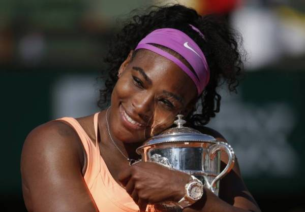 Payout Odds Serena Williams To Win 2019 French Open