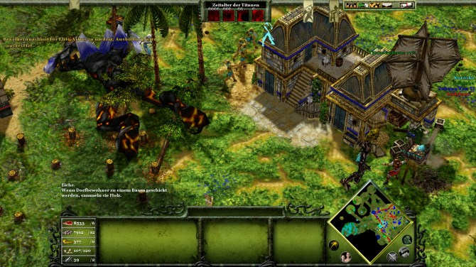 Age of Mythology - Ein gefallener Titan