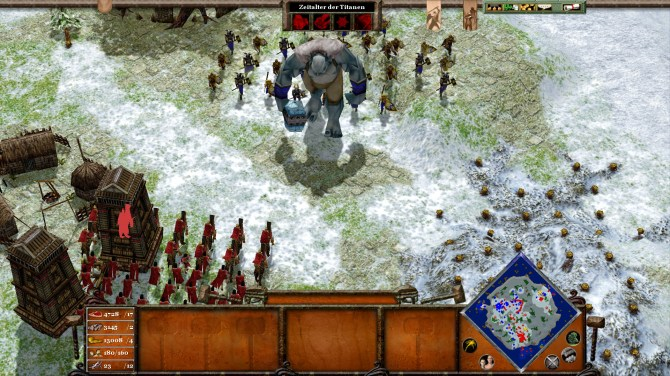 Top 10 LAN Games - Age of Mythology - Kampf der Götter