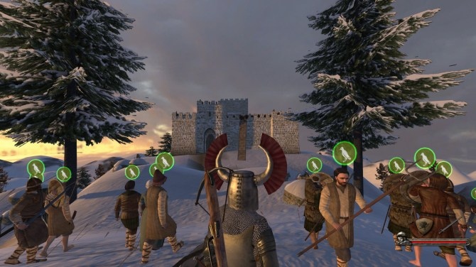 Top 10 Mittelalter Games - Mount & Blade Warband