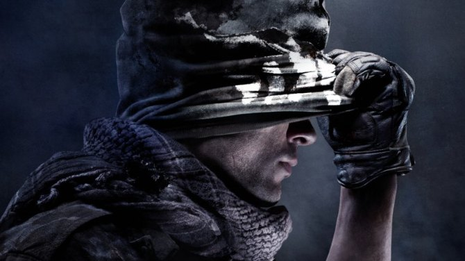 Call of Duty / Call of Duty Ghosts Key Art
