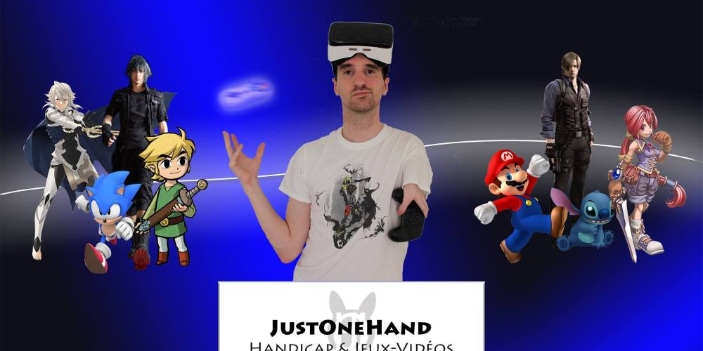 JustOneHand