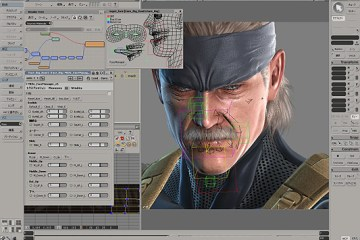 Metal_Gear_Facial_Rig