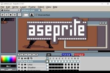 Aseprite: Animated Sprite Editor & Pixel Art Tool
