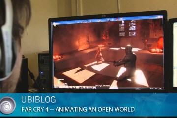 Far Cry 4: Animating An Open World
