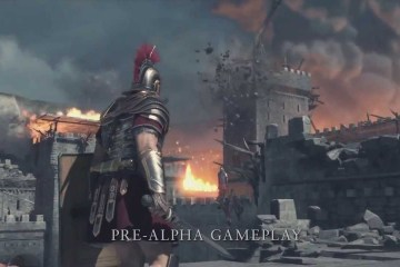 Ryse: Motion Capture Trailer