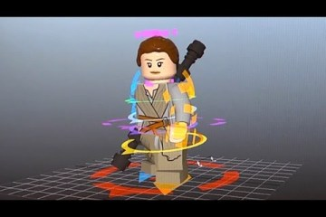 The Secrets Of Animating Lego Star Wars: The Force Awakens