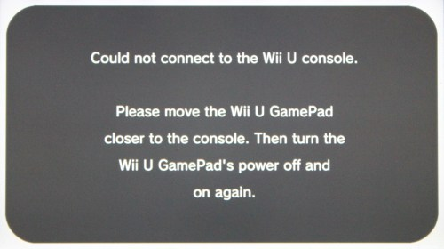 GamePad without Wii U