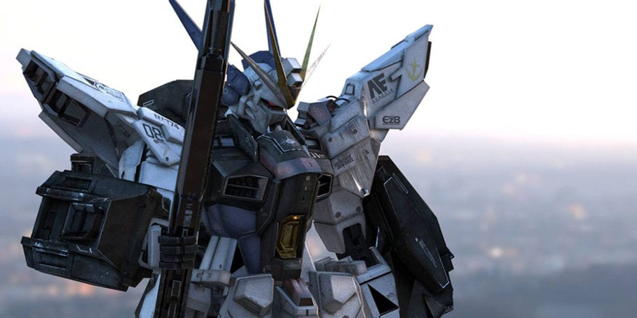 Wallpaper 3d Facebook Live Action Gundam Movie Has Been Announced And Looks