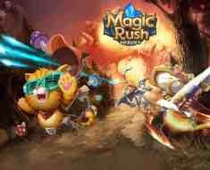 Magic Rush Heroes cheats tips