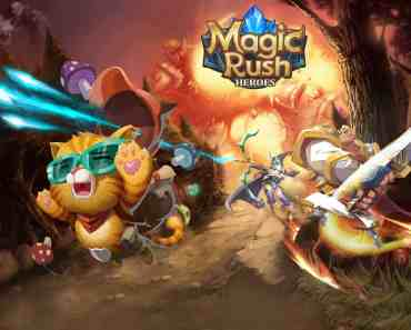 Magic Rush Heroes cheats tips