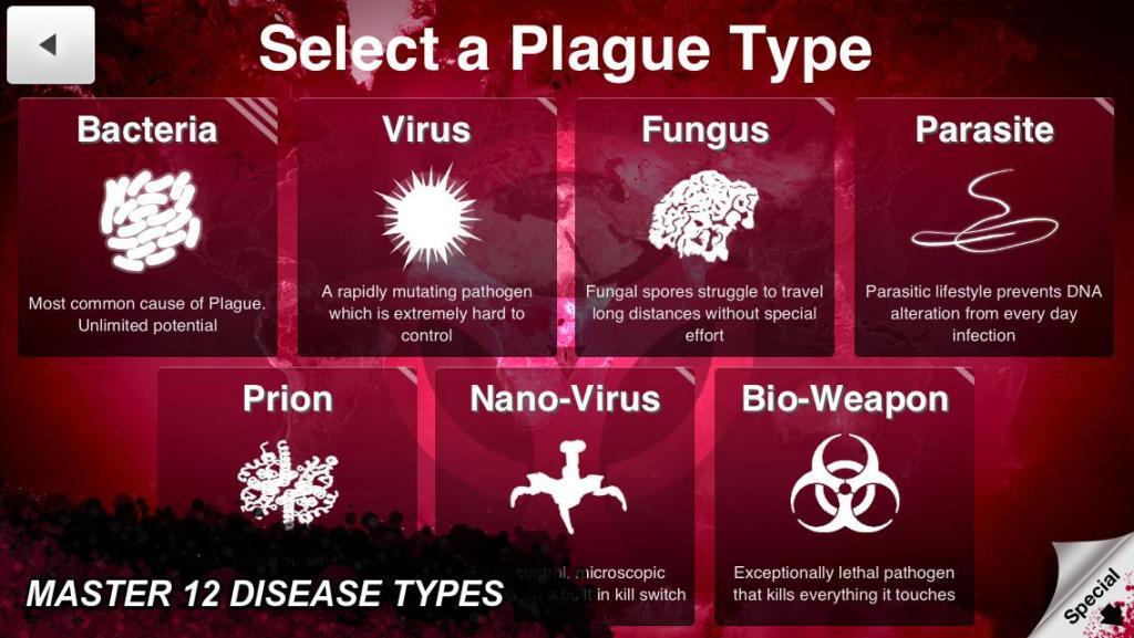 Plague Inc unlock plague