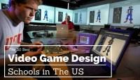 The 50 Best Video Game Design Schools | 2017 Rankings