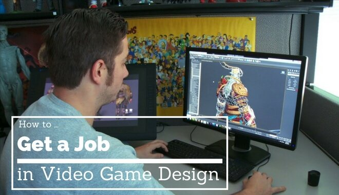 Video Game Design Jobs Everything You Need to Know - game designer job description