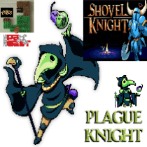 Plague Knight smaller