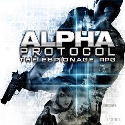Alpha Protocol Logo