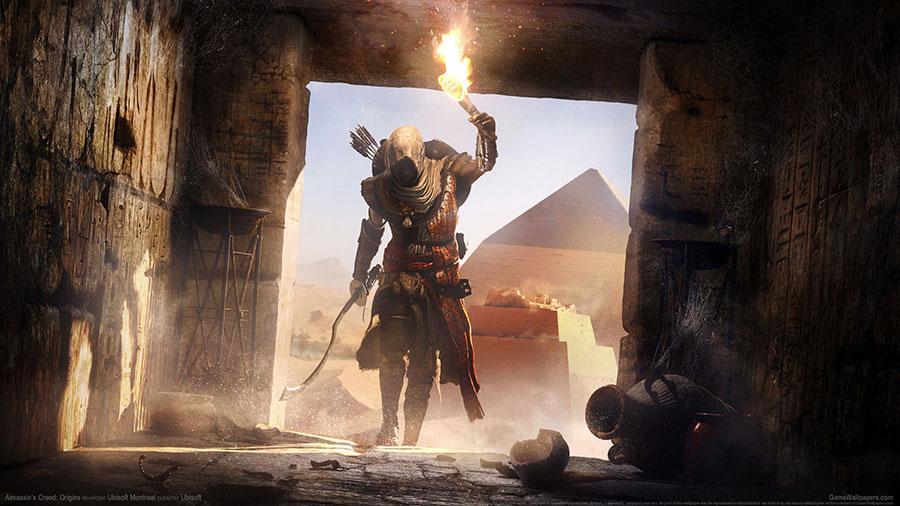 Assassins Creed Wallpaper Hd 1080p Review Assassin S Creed Origins Finalmente A Ubisoft
